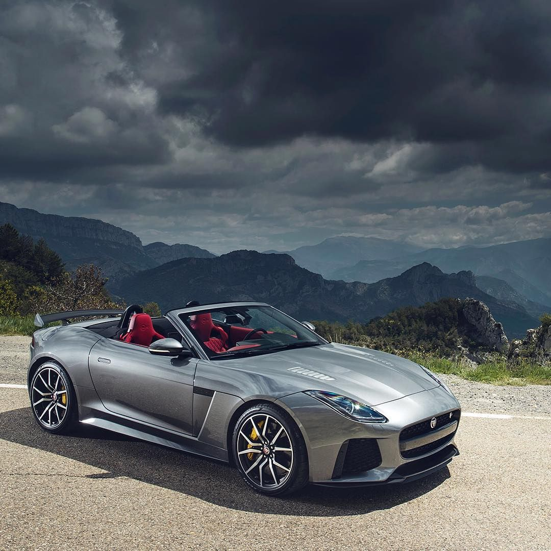 Jaguar Cars: The Calm Before The Storm. #Jaguar #FTYPE #SVR #AWD