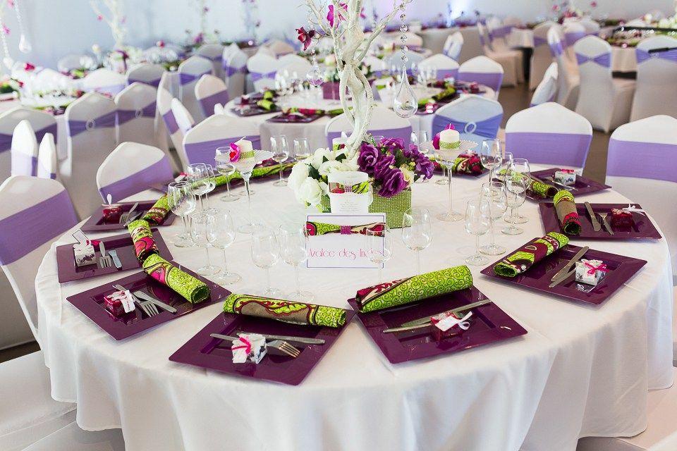 decoration mariage mixte