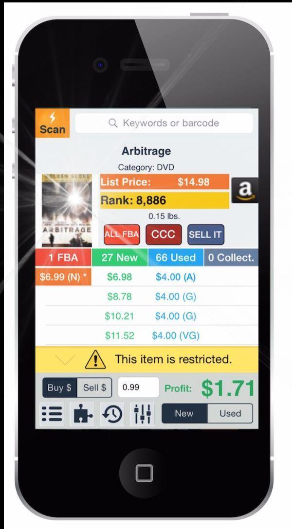 amazon scanner app | Selling Books On Amazon FBA | Amazon