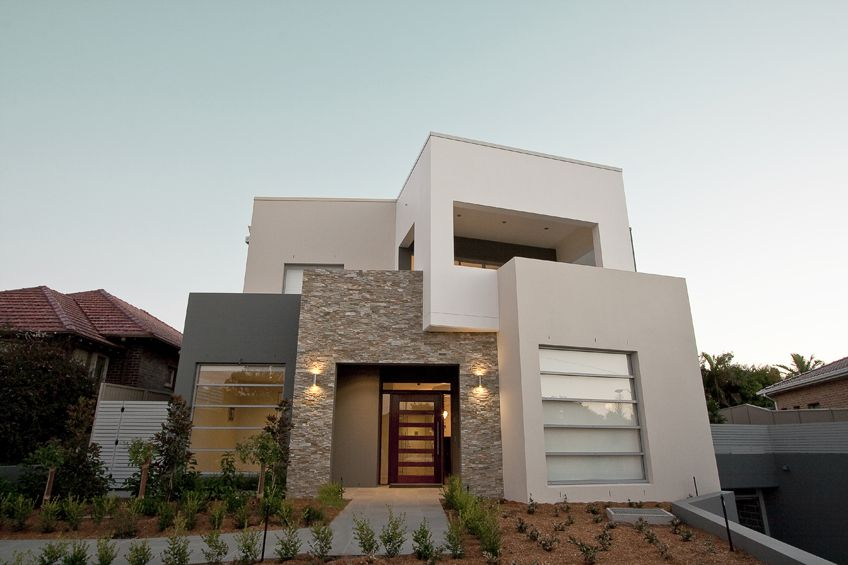 Natural Stone Facade For House Exterior Real Estate