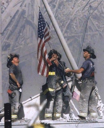 New York Firefighters / Ground Zero
