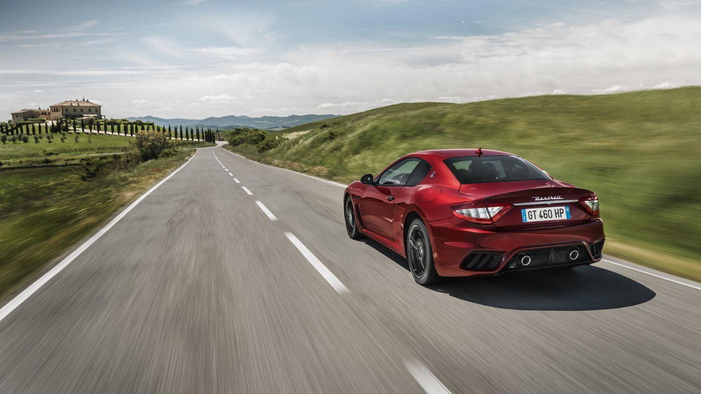 لعبة مازيراتي جرانتورزمو Maserati Granturismo Maserati Maserati Gt