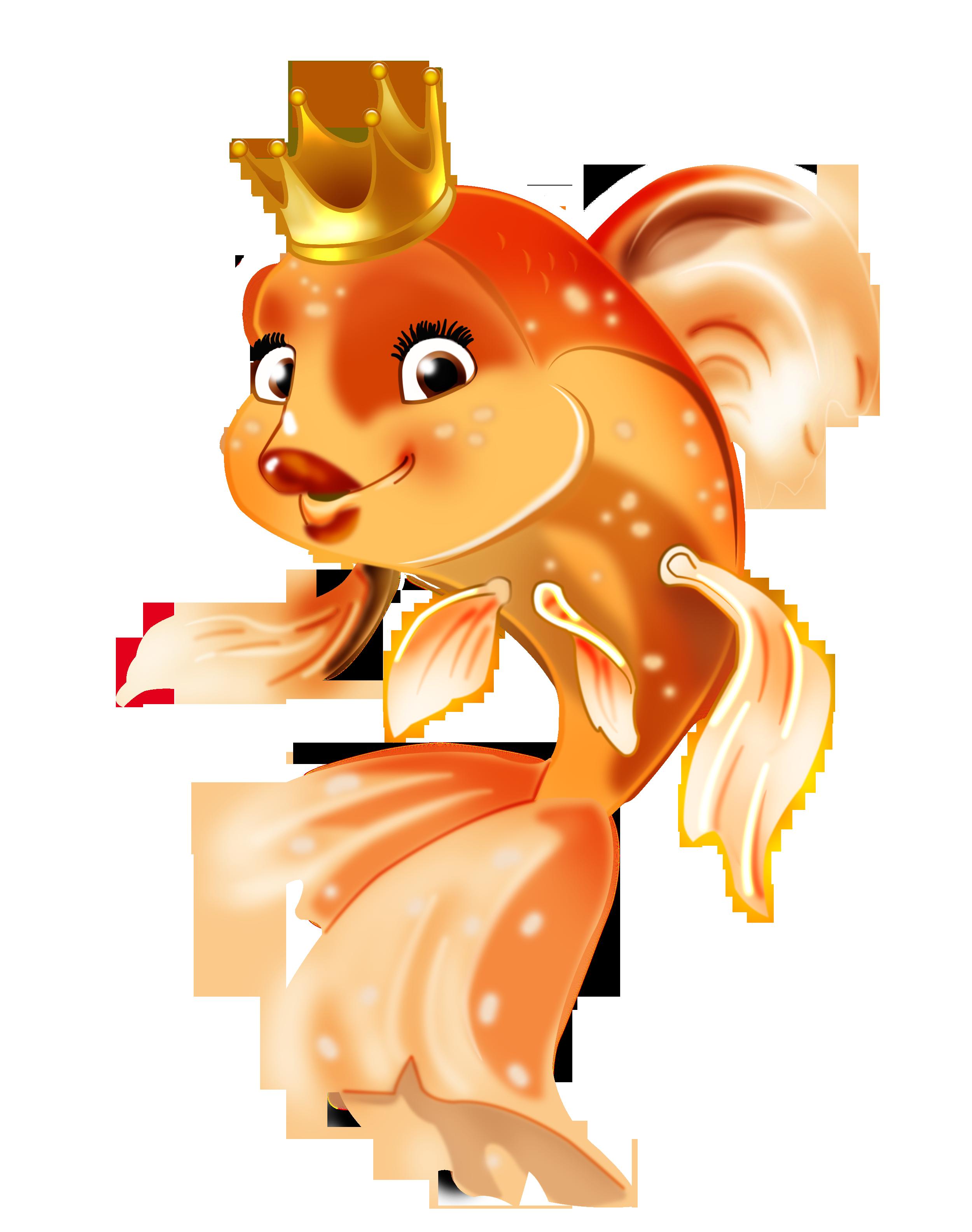 Золотая рыбка Началочка | Золотая рыбка, Рисунки ...