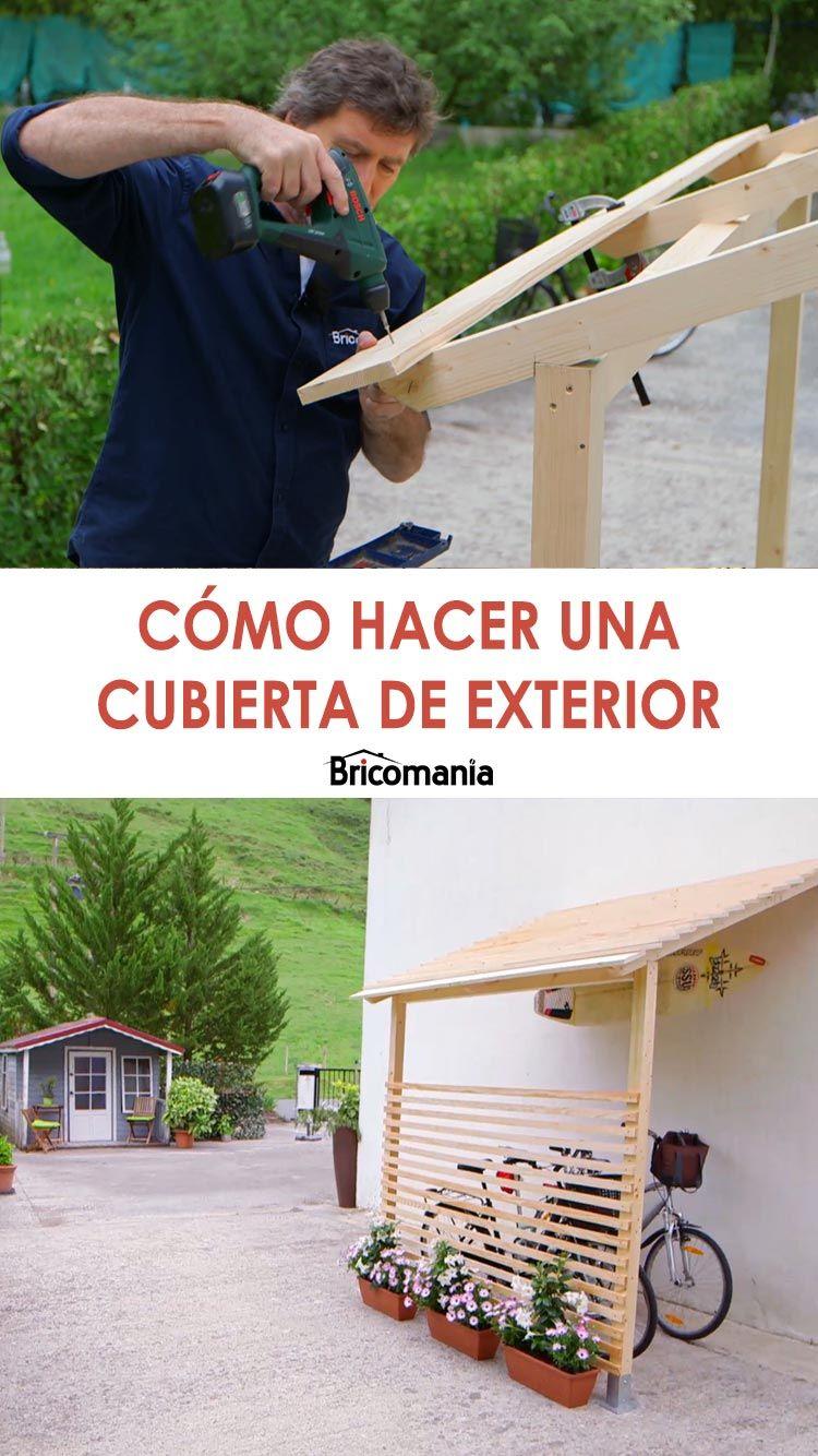 En este trabajo veremos paso a paso c mo hacer una - Como hacer pergolas de madera paso a paso ...