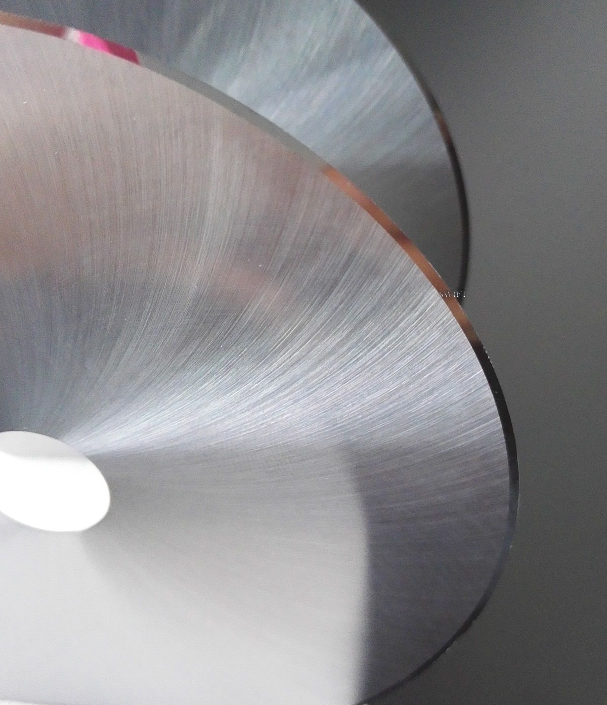 Size(mm): 100-15-0.2  //  Material: carbide  //  Application: cardboard  cutting.