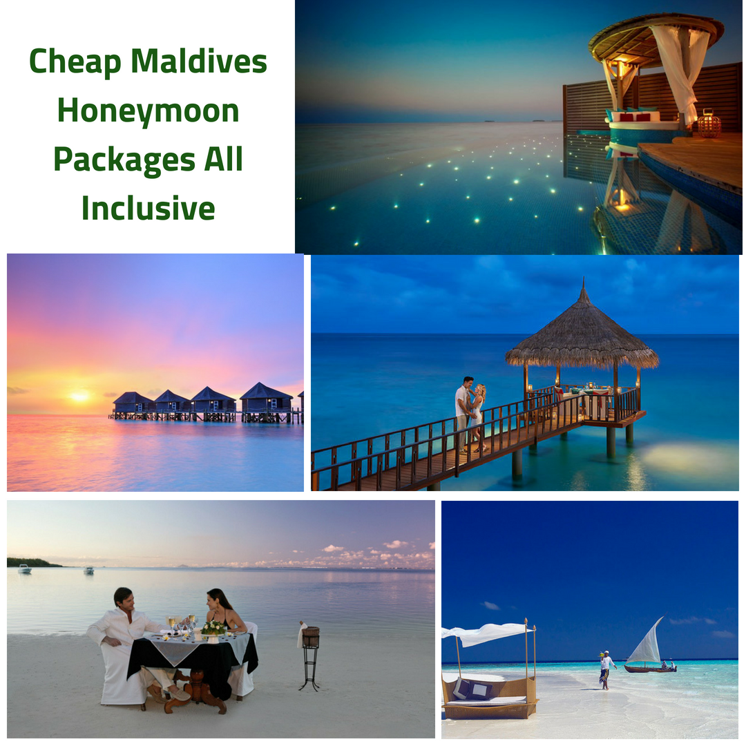 Check Out Maldives Honeymoon Packages From India Maldives