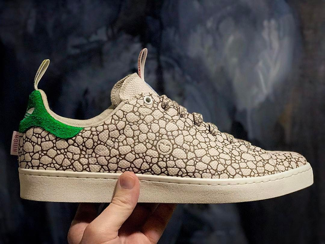 BAIT x adidas Skateboarding Stan Smith Vulc