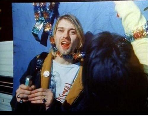 Resultado de imagen de Kim Cobain.