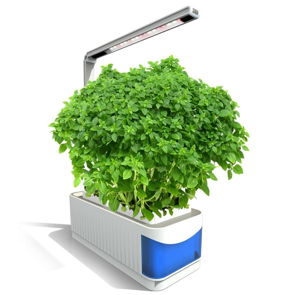 Multifunctional Smart Indoor Herb Gardening Planter Kit Herb