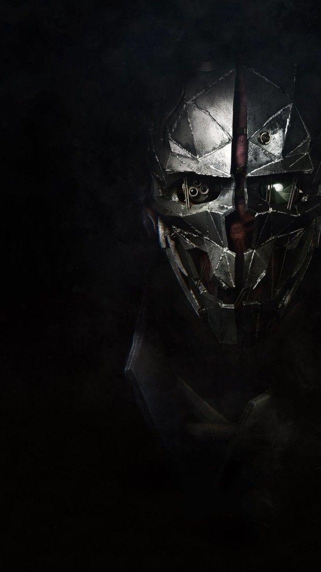Dishonored 2 Corvo Attano Dishonored 2 Corvo Mask