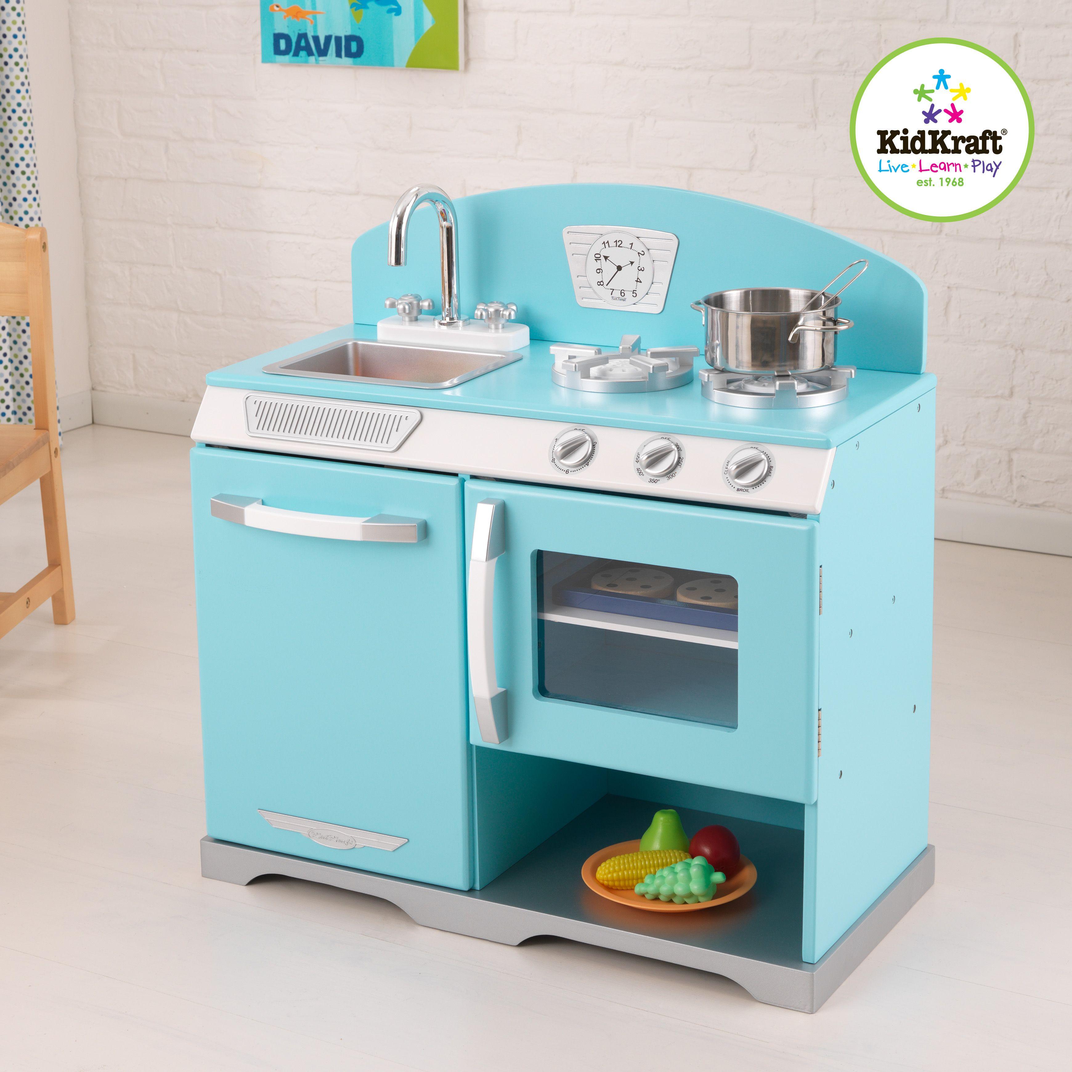 retro kitchen. #mycubby #toys #furniture www.mycubby.com.au ...