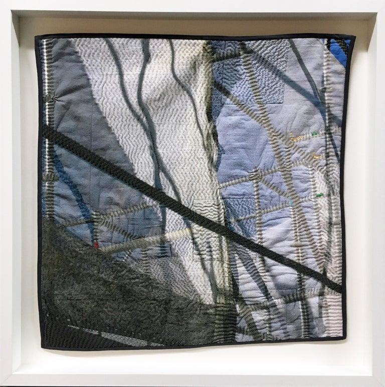Luanne Rimel, Scaffold Curtain 01, Archival Digital Print