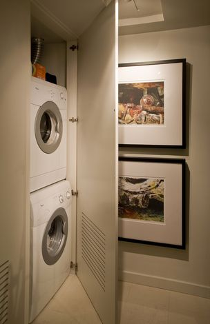 Emejing Apartment Size Stackable Washer And Dryer Images - Best ...