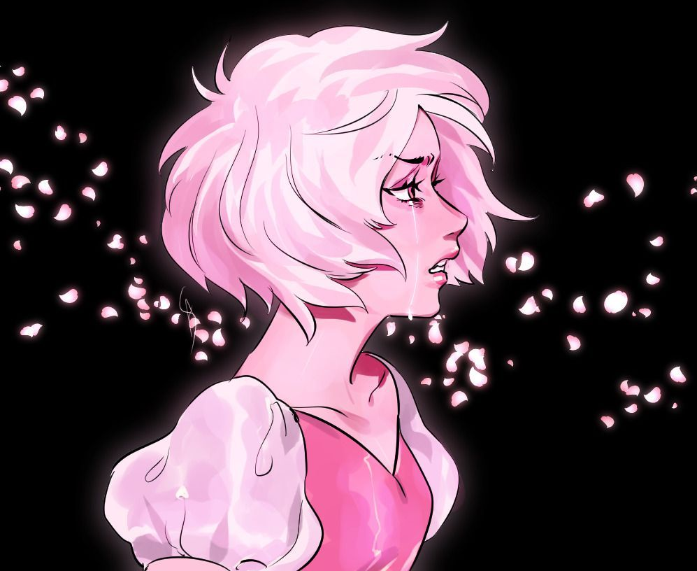 I Can T Help But Love The Art Of Pink Diamond Steven Universe Fanart Steven Universe Gem Pink Diamond Steven Universe