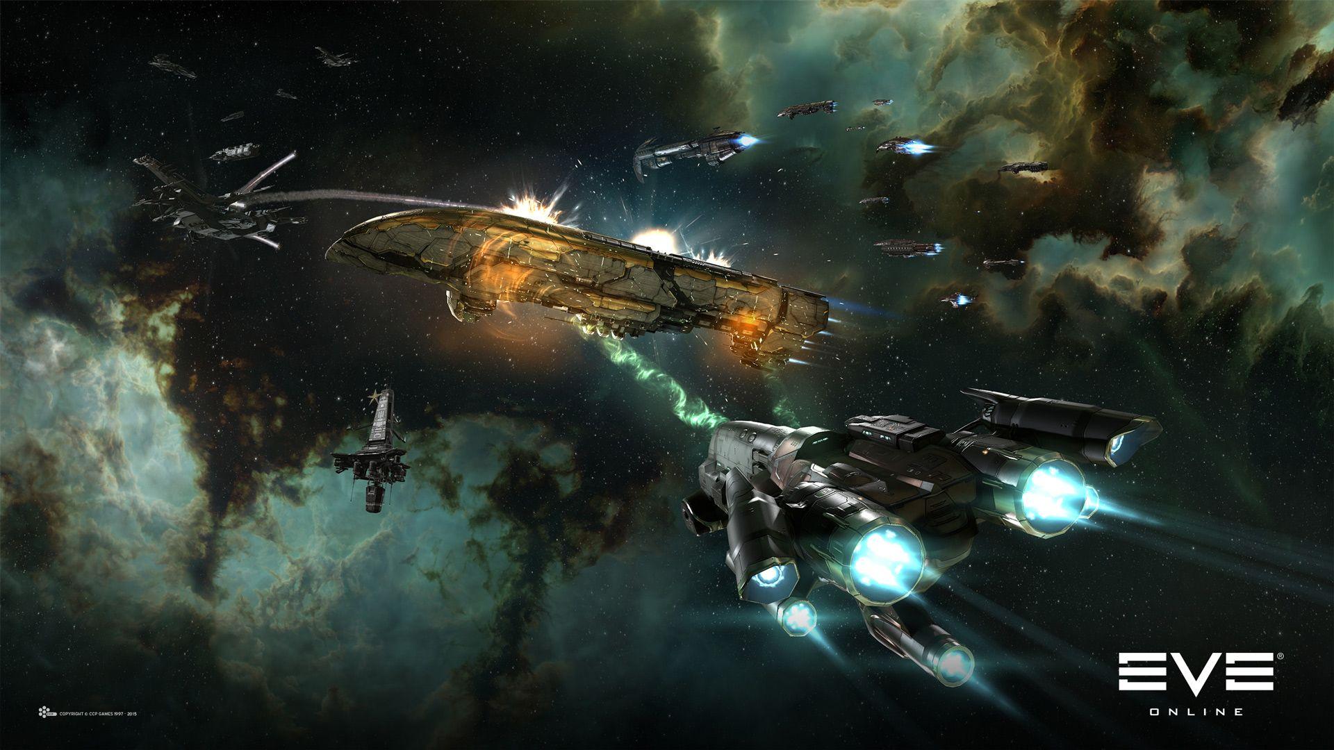 Eve Online Backgrounds Wallpaper