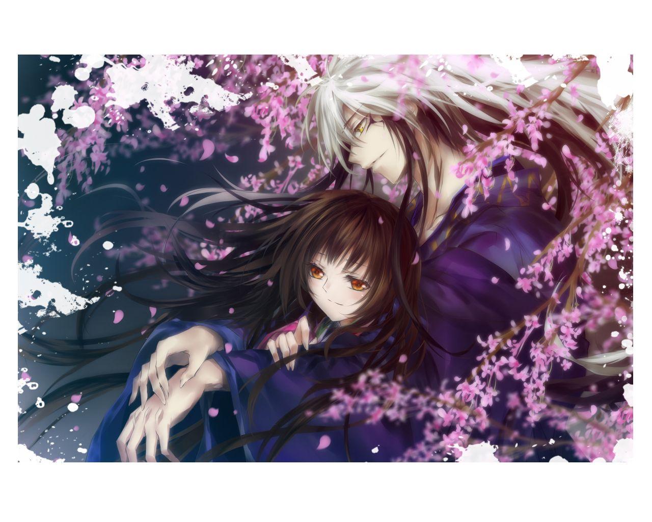 Wallpapers Nurarihyon No Mago Anime Girls Photo 291404 Anime Art Fantasy Anime Anime Love