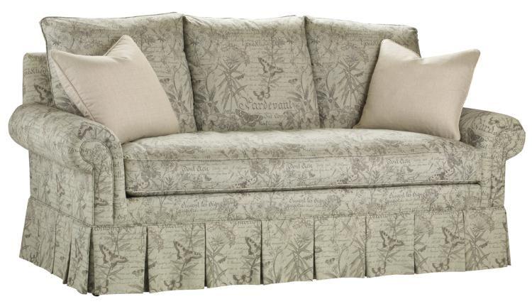 Highland House Furniture 2860 80 Eleanor Sofa My Living Room