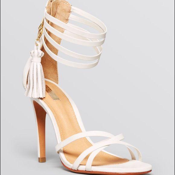 SALE Schutz Malu Leather Strappy Sandal 6 NIB Schutz Malu Leather Strappy Sandal 6 NIB SCHUTZ Shoes