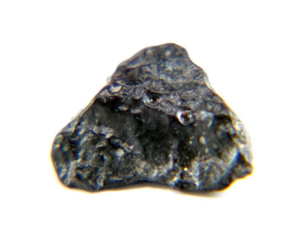 Nwa 7034 Black Beauty Rarest 0 18g Old Basaltic Breccia Martian Meteorite Schwarze Schonheiten