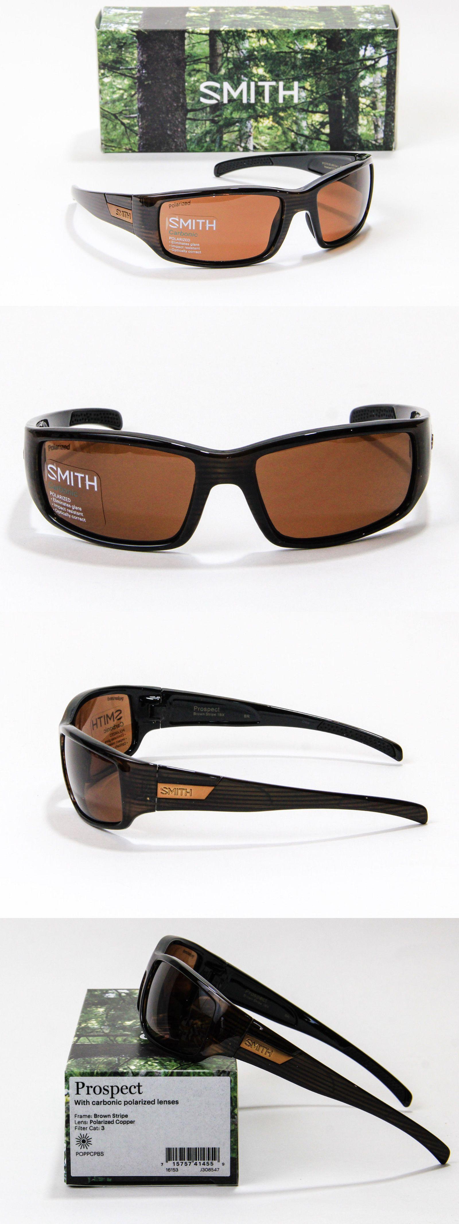 c6be02b68f Sunglasses 79720  New Smith Prospect Polarized Sunglasses Brown Stripe  Frame Copper Lens -  BUY