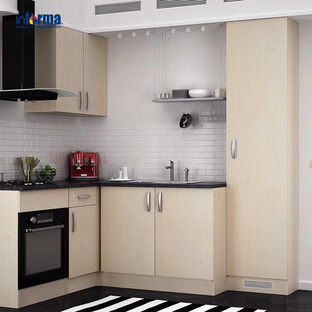 Buatlah dapur Anda tampak minimalis dengan furnitur yang tepat agar ...