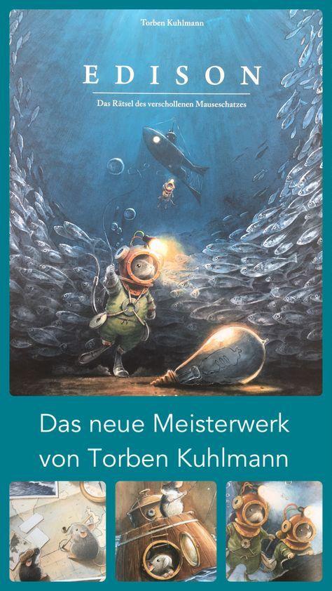 Edison - Das neue Meisterwerk von Torben Kuhlmann