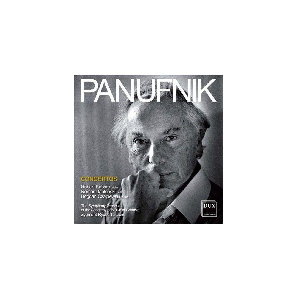 Zygmunt Rychert - Panufnik: Concertos (CD)