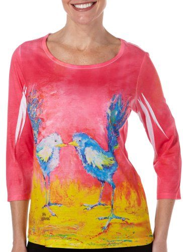 Leoma Lovegrove Twitterous Birds T-Shirt X-Large Pink/multi Leoma Lovegrove,http://www.amazon.com/dp/B00HFKXGW2/ref=cm_sw_r_pi_dp_q6gttb04B5255VB2