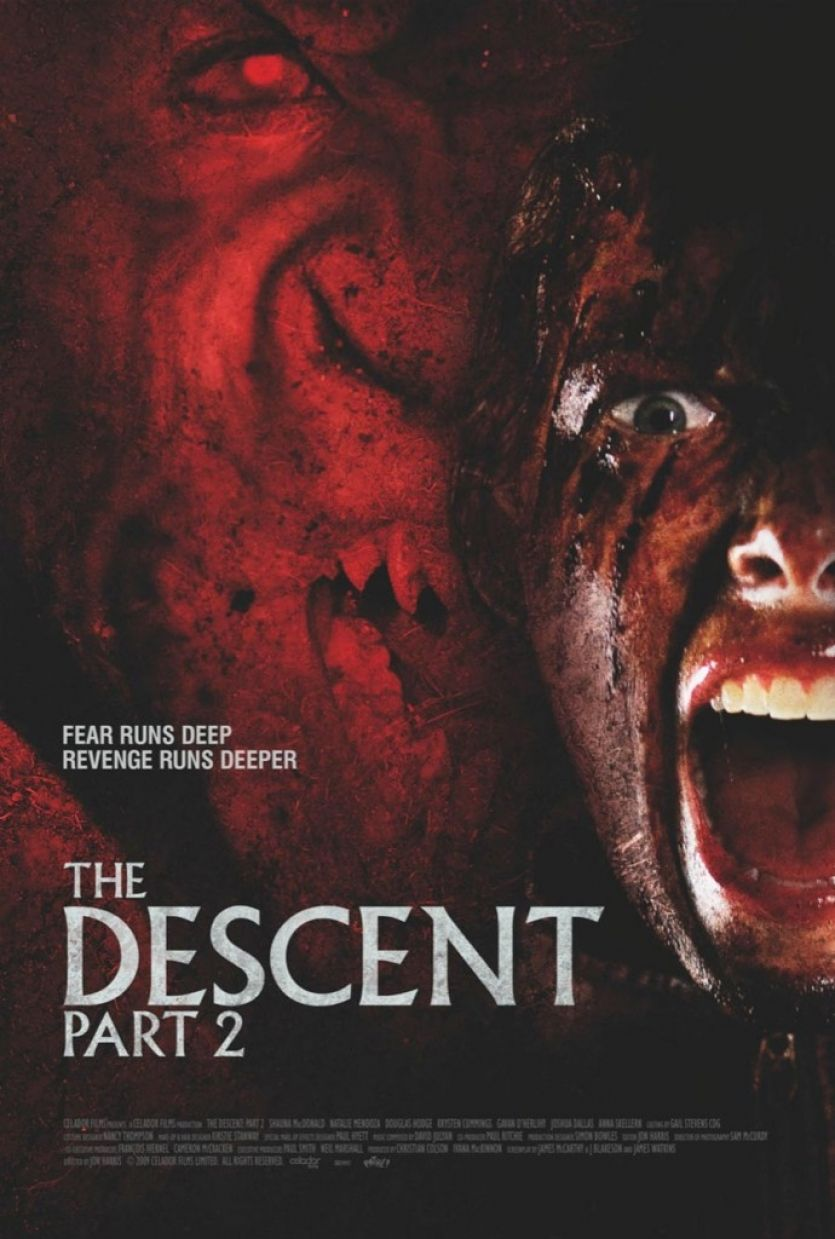 Hdr Movies The Descent Part 2 Descent Movie The Descent Full Movies