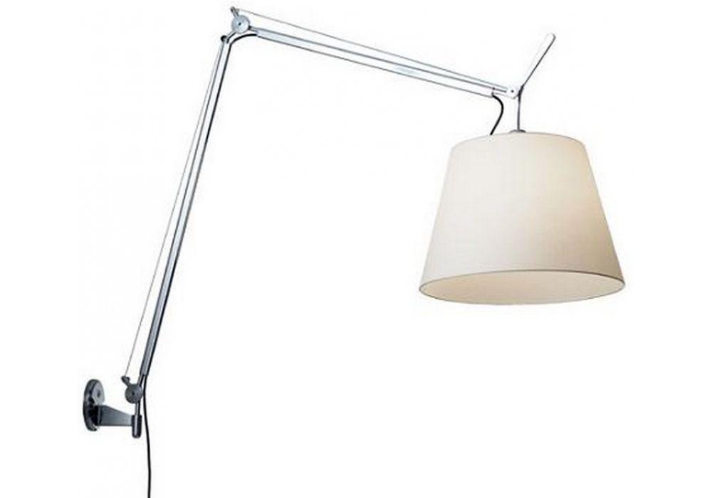 Tolomeo mega lampada da parete artemide fra home