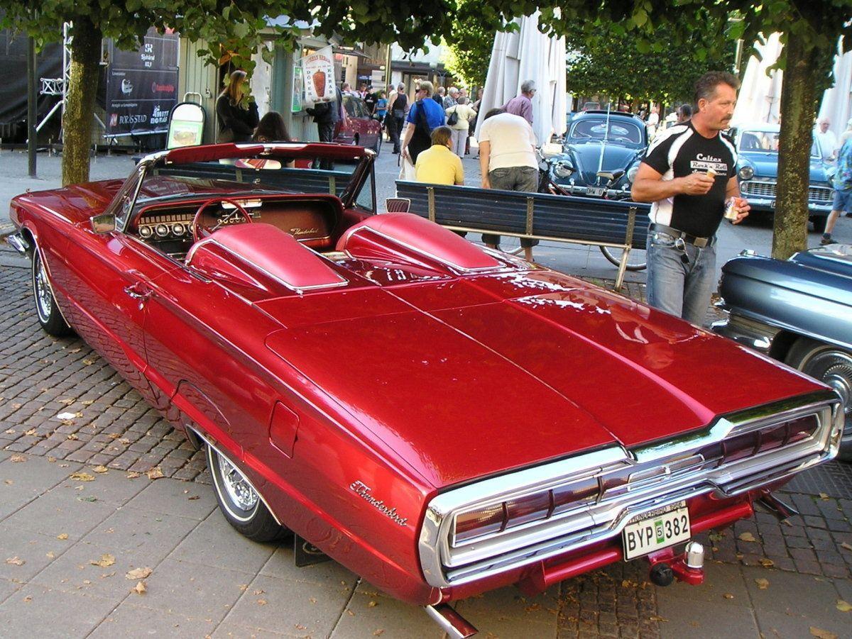 1969 thunderbird convertible - Google Search | motor way | Pinterest ...