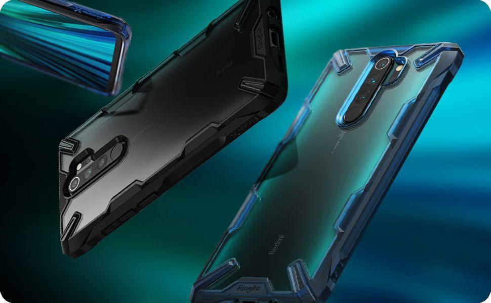 Ringke Case For Xiaomi Redmi Note 8 Pro Xiaomi Design Case Note 8