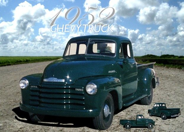 1952 chevy pickup truck i want this truck is baby blue soooo bad i vehicle 1952 chevy pickup truck publicscrutiny Gallery