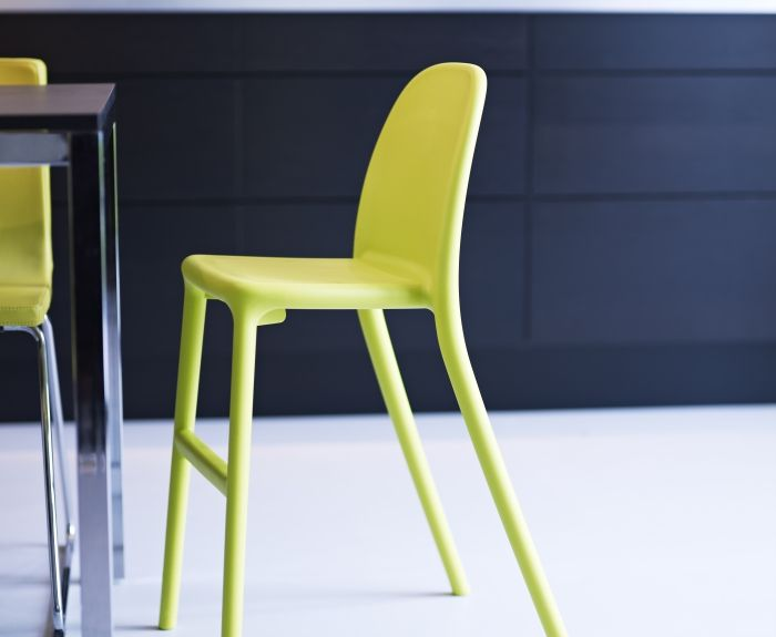 Urban junior chair green chairs the o 39 jays and products for Chaise urban ikea