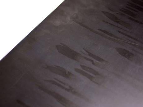 Schwarzer Stahl schwarzstahl mjp materials merkliste material und neuer