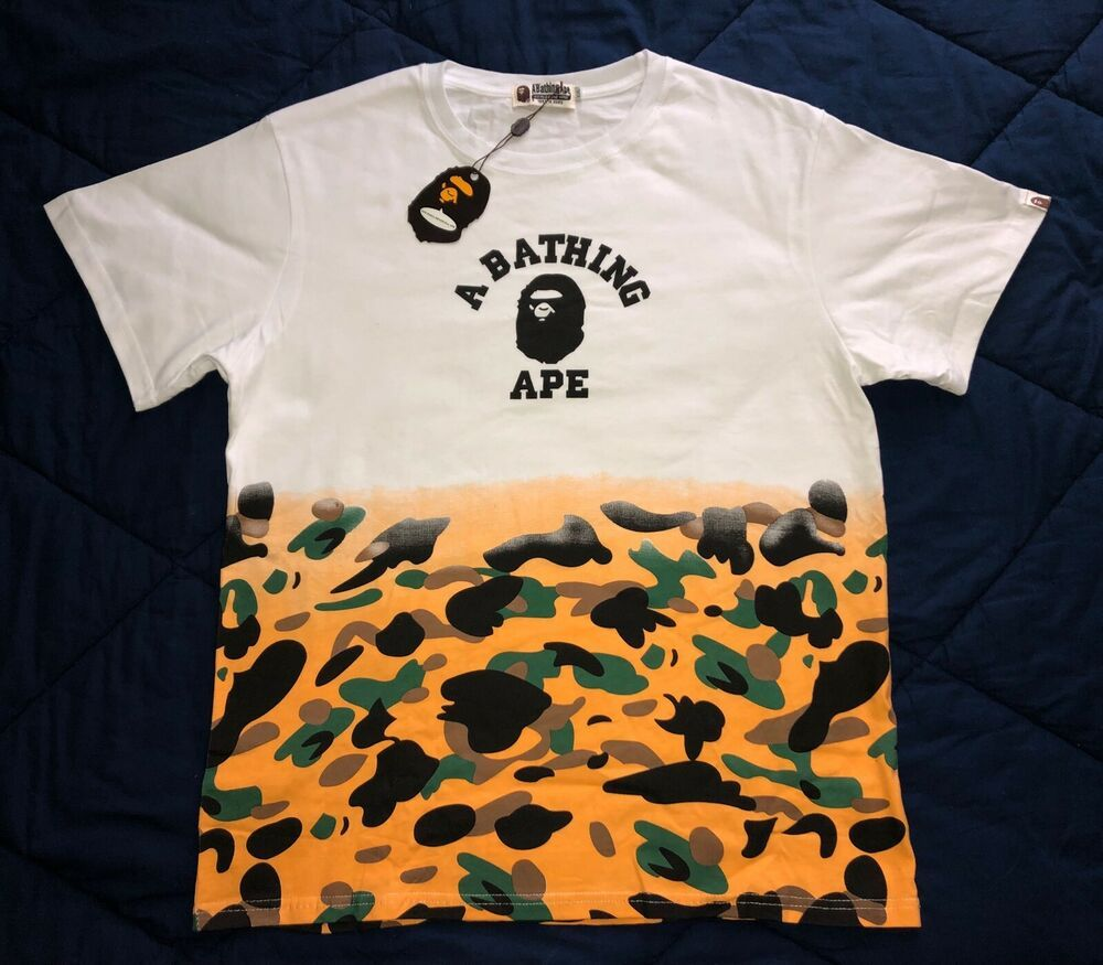 36e631c7 Bape A Bathing Ape T-Shirt | Men Xxl | Fits like a Large | #fashion ...