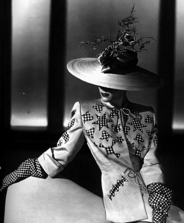 U.S. Gilbert Adrian designer, 1947