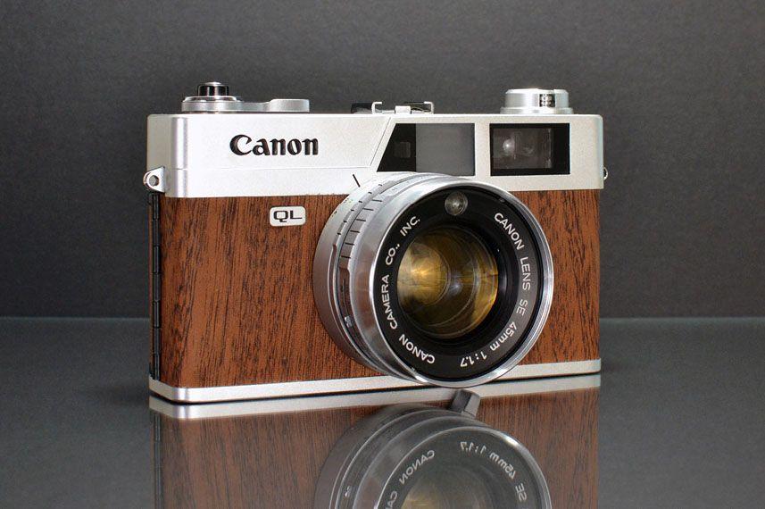 Современные пленочные фотокамеры