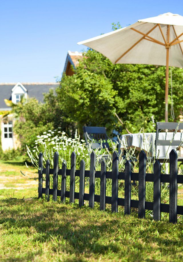 10 idées pour fabriquer soi même une clôture de jardin | DIY NATUREL ...