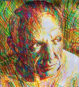 Picasso : retrato de Picasso