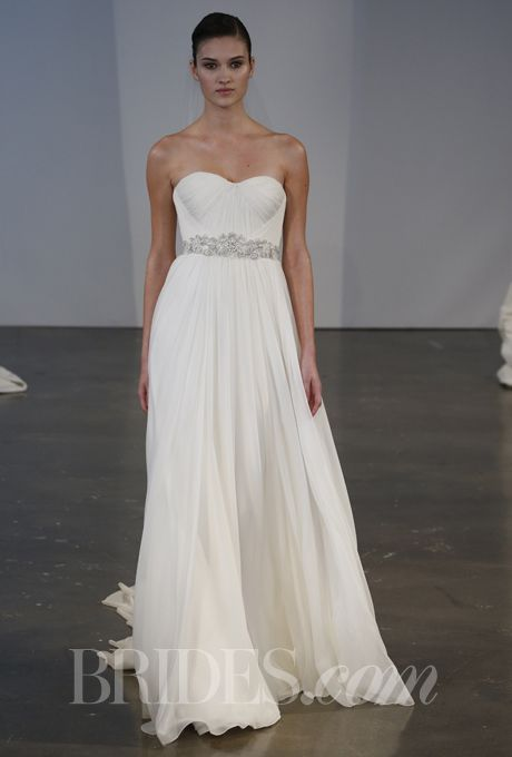1000  images about Wedding Dress on Pinterest | Gowns, Gathered ...