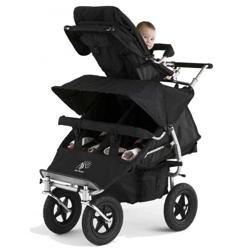 ABC Adventure Buggy Triple Pram Newborn stroller, Baby