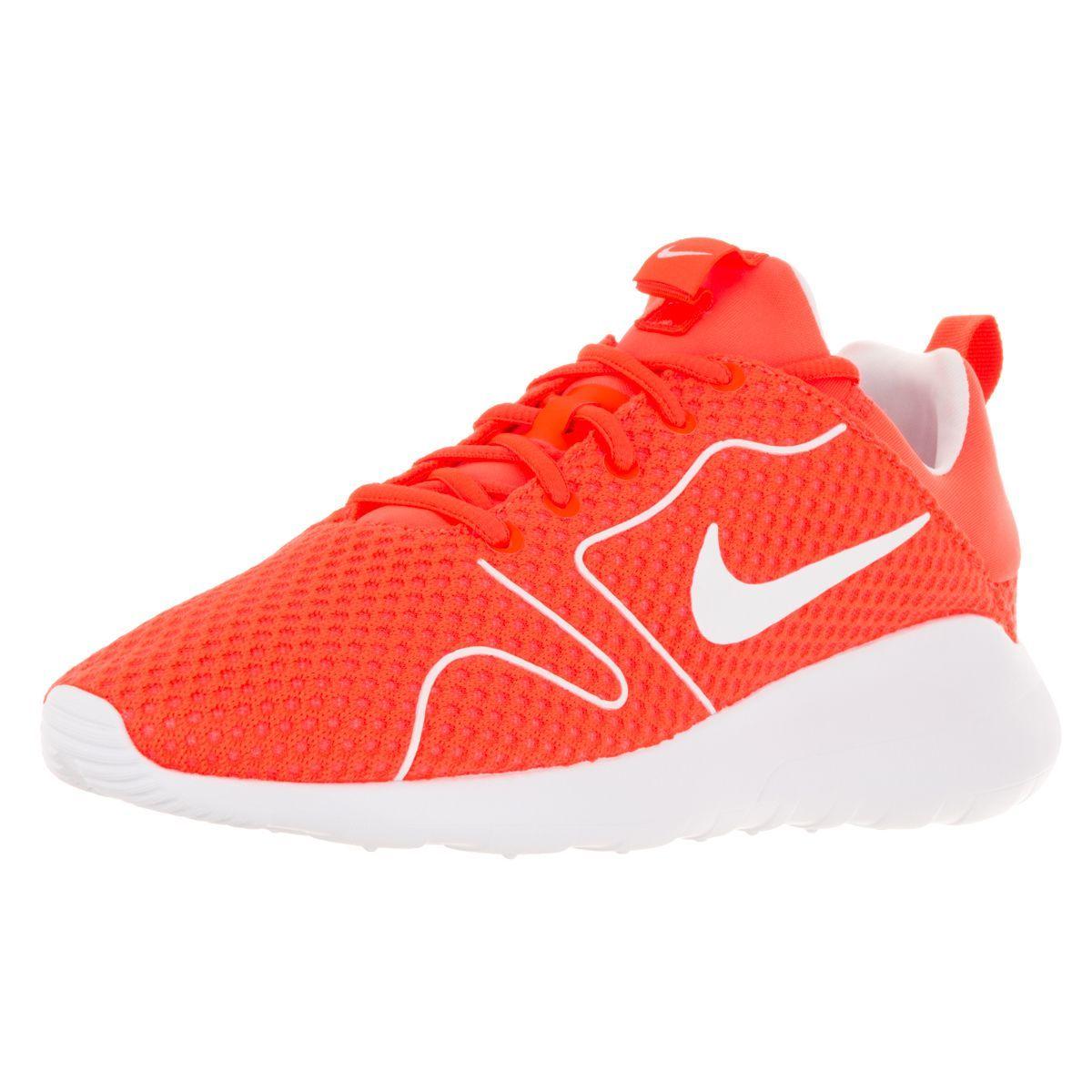 new concept 39e84 32c71 ... ebay nike mens kaishi 2.0 br total crimson white running shoes e7413  8b0f8