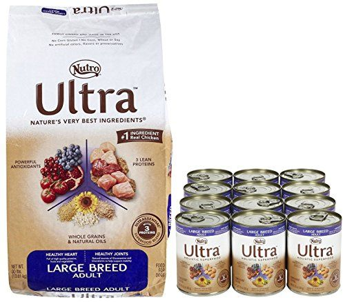 Nutro Ultra Large Breed Adult Bundle Find Out More About The