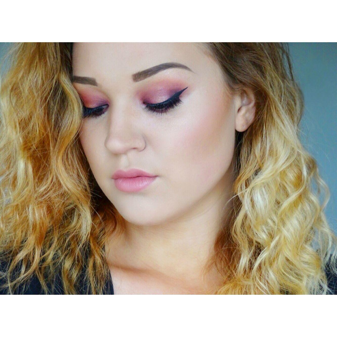 Mannymua X makeup geek palette! Makeup geek palette