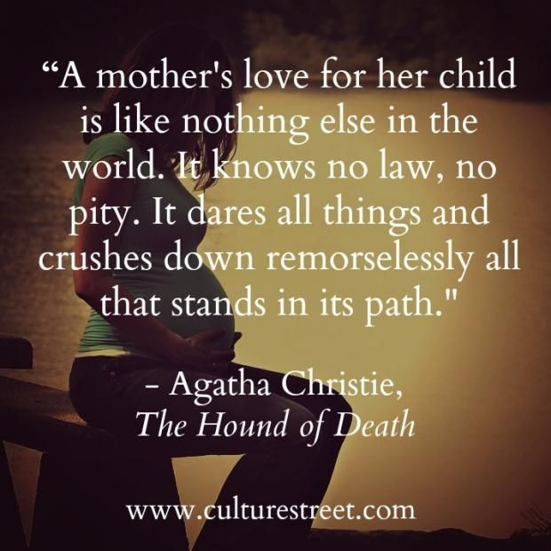 Quote of the Day from Agatha Christie