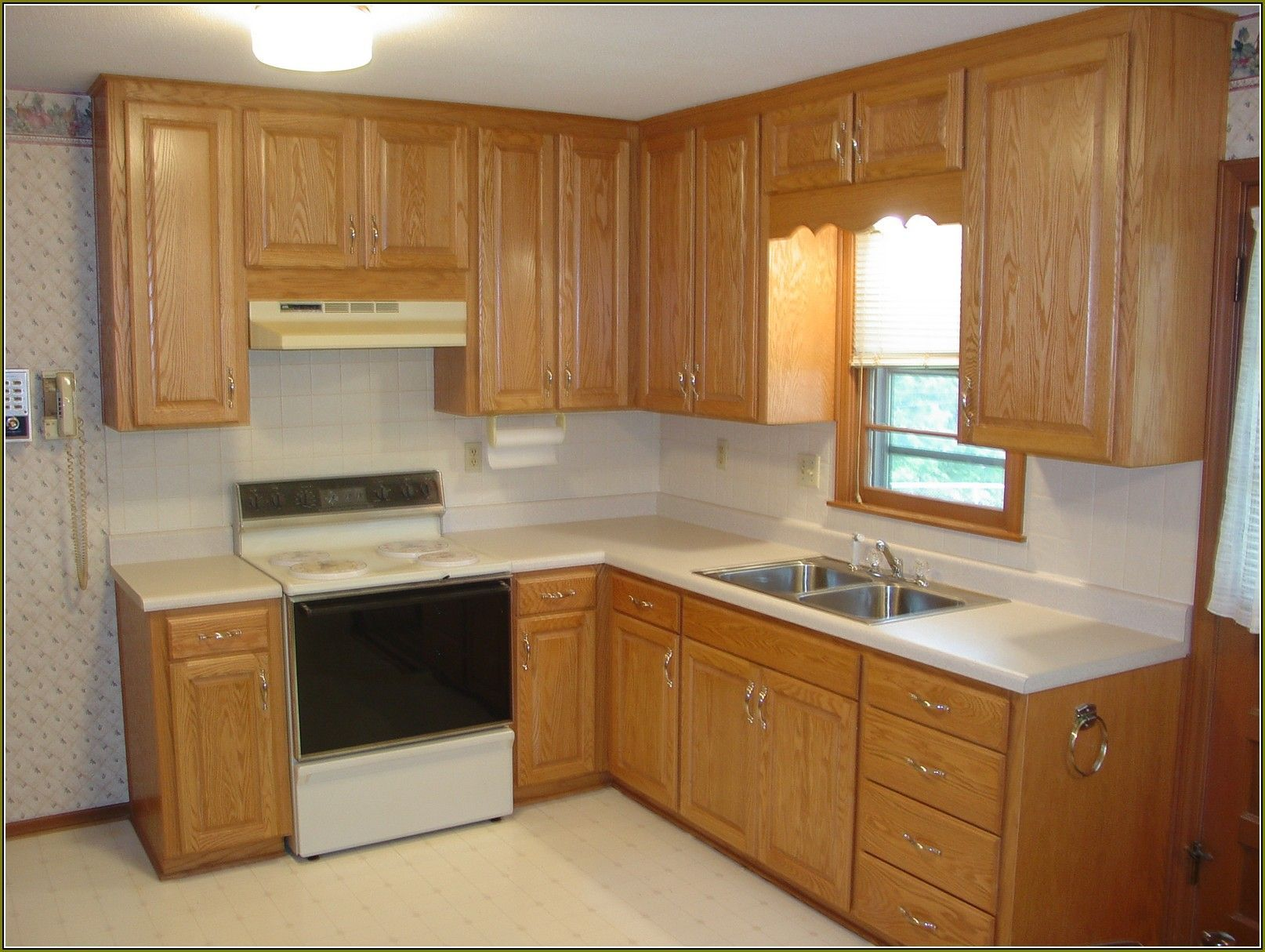 Kitchen Cabinet Doors Replacement Lowes In 2020 With Images