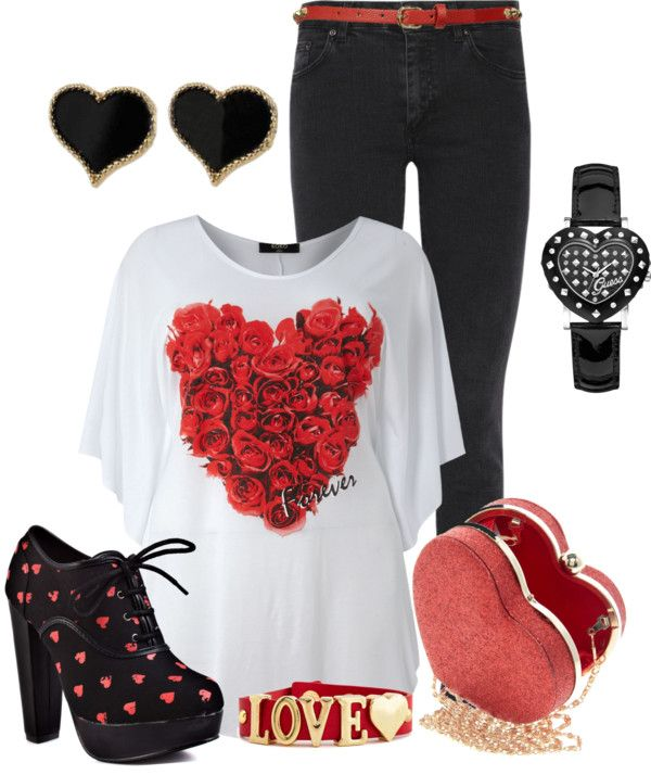 """""""Heart on Top Contest"""" by michellesweet74 ❤ liked on Polyvore"""