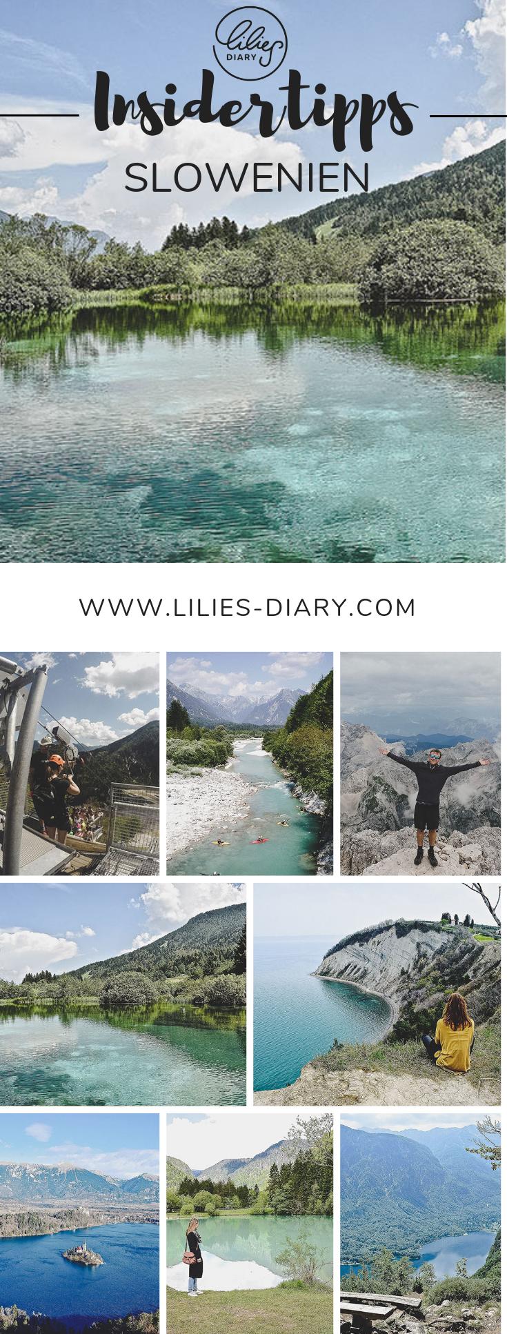 Slowenien Reisetipps – Action pur im unentdeckten Abenteuerland