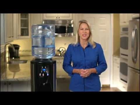 How To Clean A Water Dispenser 10 Steps With Pictures Wikihow Water Dispenser Clean Water Dispenser Cleaning Household